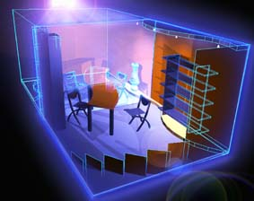 Image result for 3D Telepresence