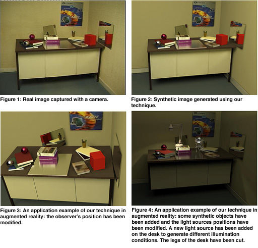 Rendering Images New Image-based Rendering